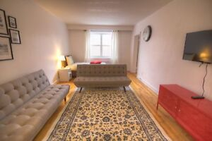 Fully Furnished 2 Bedroom - Flexible Lease