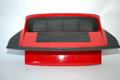 Porsche 930 Early Whale Tail COMPLETE RED