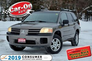 2004 Mitsubishi Endeavor LS V6 AWD A/C PWR GRP CRUISE ALLOYS