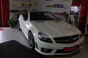Mercedes-Benz Roadster SL 63 AMG,Speed Shift, Brabus Tuning,