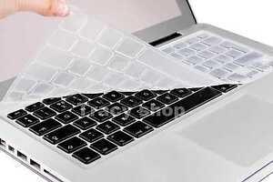 Silicone Keyboard cover for UK Apple Macbook iMac