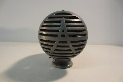 Vintage Accessory Mars Signal Light Co Bullet Style Police Fire Siren  for sale  Shipping to South Africa