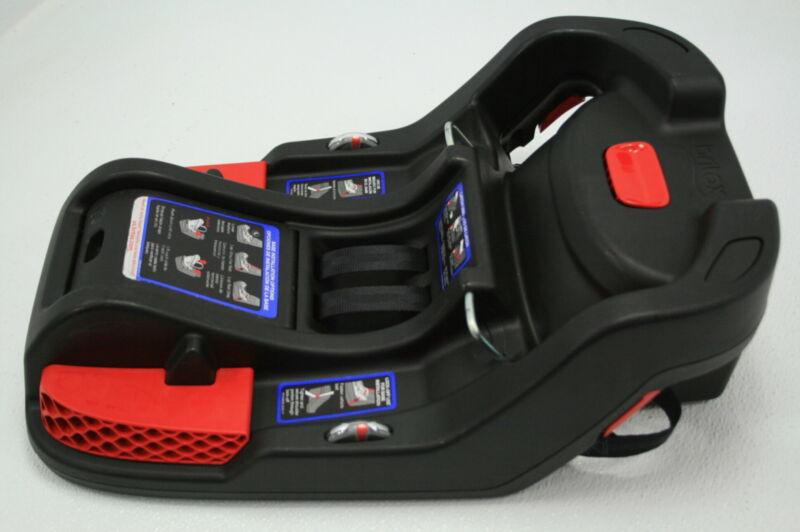 Britax S908200 Infant Black Car Seat Base w SafeCenter Latch Installation