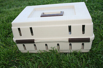 Petmate Cat Crate - Pet/Dog/Cat Carrier/Crate - Cabin Kennel Petmate Doskocil Small - Airline Travel