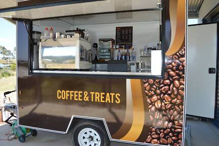 Coffee/Food Trailer 14 months old