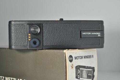 Leica 14208 Motor Winder R - For R4/5 Series Film Cameras