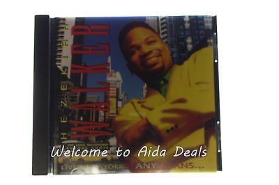 Live in New York By Any Means by Walker, Hezekiah (1997) Audio CD 1995