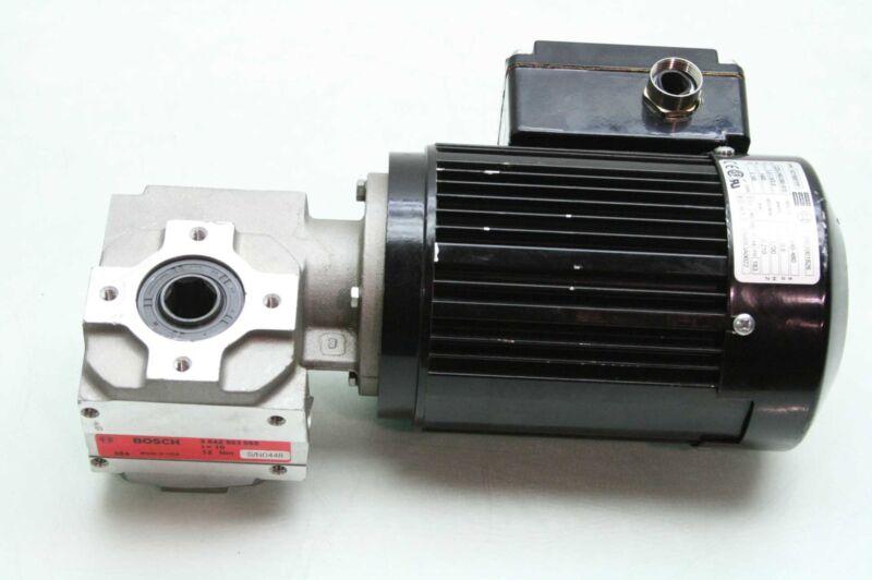 Bodine 42Y6BFPP Gear Motor Bosch 3842503065 Gear Reducer 10:1 220-240/380-415V