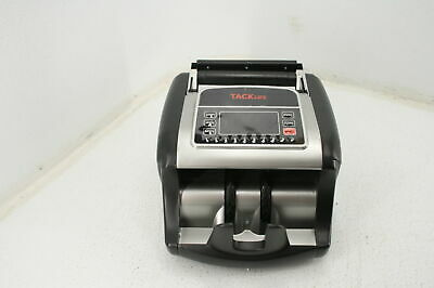 Tacklife Money Counter Bill Counting Machine Convenient Powerful Black