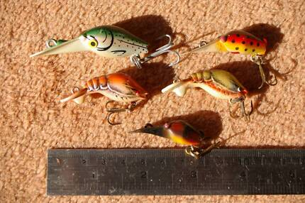 Hot Shot lures by Luhr Jensen