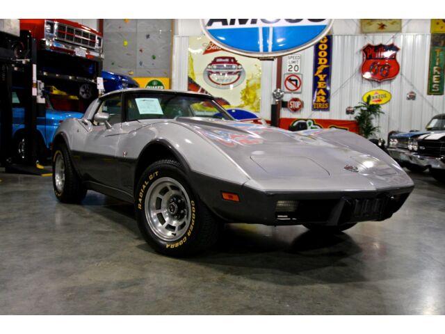 Imagen 1 de Chevrolet Corvette silver
