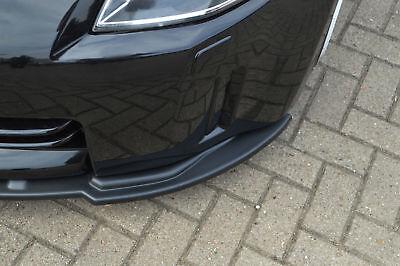 Frontspoiler Spoilerschwert Cuplippe aus ABS Nissan 350Z mit ABE Carbon Optik