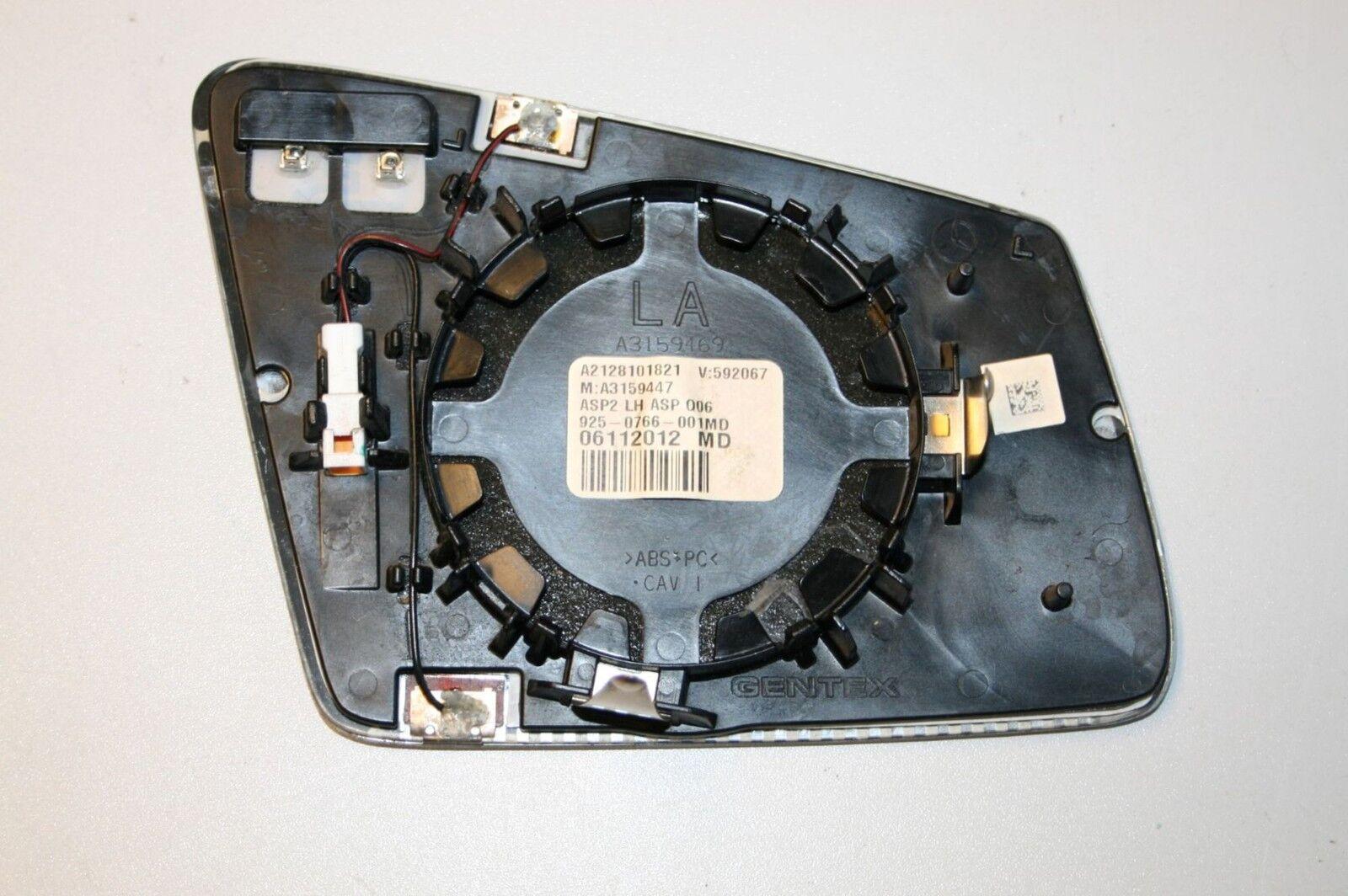 Original W204 W212 Mercedes Espejo A2128101821 Electrocrómicamente//Mercancía B
