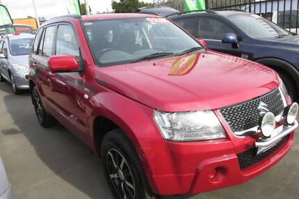 2009 Suzuki Grand Vitara Wagon Youngtown Launceston Area Preview