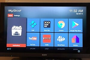 Android tv 4k box