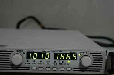 Tdk Lambda Genesys Gen 8-180 Programmable Dc Power Supply 0-8v 0-180a
