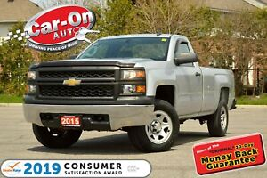 2015 Chevrolet Silverado 1500 4X4 LONG BOX TOW PKG ONLY 69,000 K