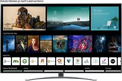 LG 55NANO889PB  LED TV 55 Zoll, 4K Ultra HD, Smart-TV,