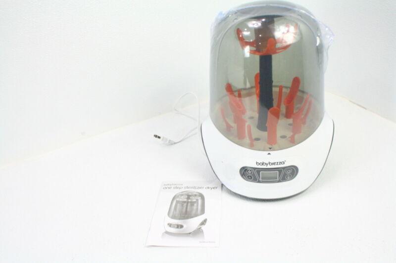 Baby Brezza BRZ0098 Universal Electric Steam Bottle Sterilizer Dryer Machine