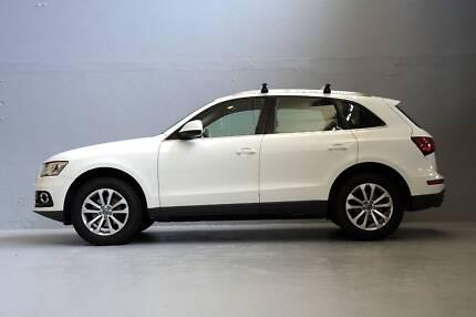 2013 Audi Q5 SUV QUATTRO Wickham Newcastle Area Preview