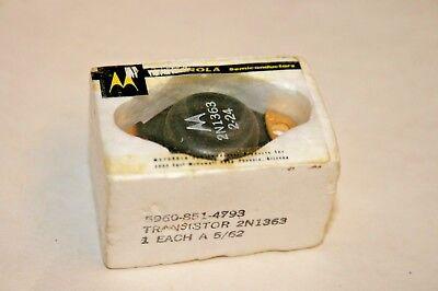 2n1363 Germanium Pnp Transistor 100-731