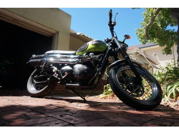 Triumphs For Sale Australia Triumph Scrambler For Sale