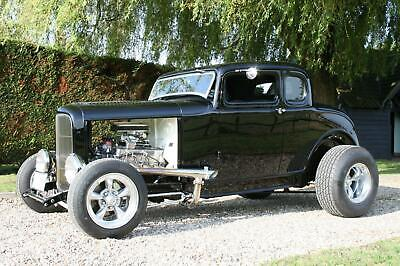 1932 Ford Model B Coupe 5 Window V8 Hot Rod.Stunning Car throughout