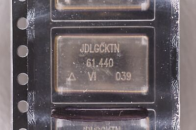 Jdlgcktn-61.440mhz Vectron Voltage Controlled Oscillator 61.440mhz 3.3v Smt Nos