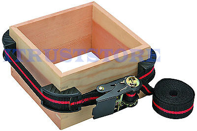 Woodworker Picture Frame Woodworking Band Clamp Strap Ratche