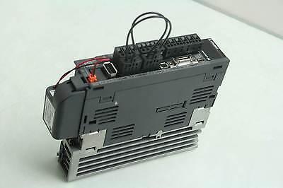 Mitsubishi Mr-j4-10b Brushless Servo Drive Amplifier 100w 3ac 200-240v Input