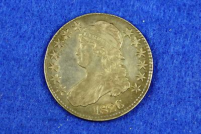 Estate Find 1826 Capped Bust Half Dollar  #D10839