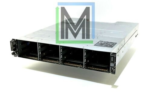 "Dell MD1200 PowerVault 12-Slot 3.5"" LFF 6Gbps SAS Storage Array  NO HDD NO BEZEL"