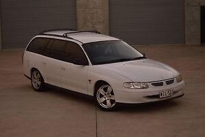 Holden Commodore VT Wagon Somerton Park Holdfast Bay Preview