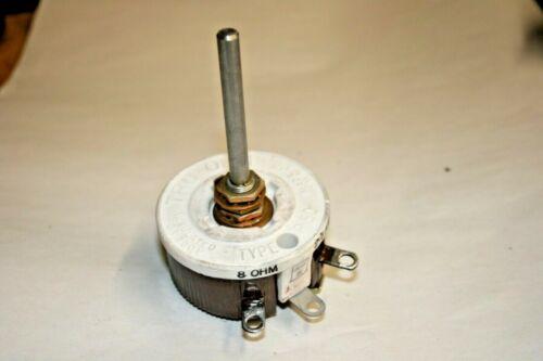 Tru-Ohm® RP151RK8R0KK 8Ω - 50 Watt - 2.5A Rheostat (101-719)
