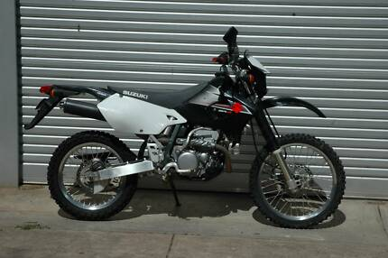 Suzuki DRZ400E, 6 month warranty, low km, kick start kit, rego'd