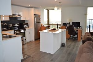 South End Hfx furnished 1 bdrm condo