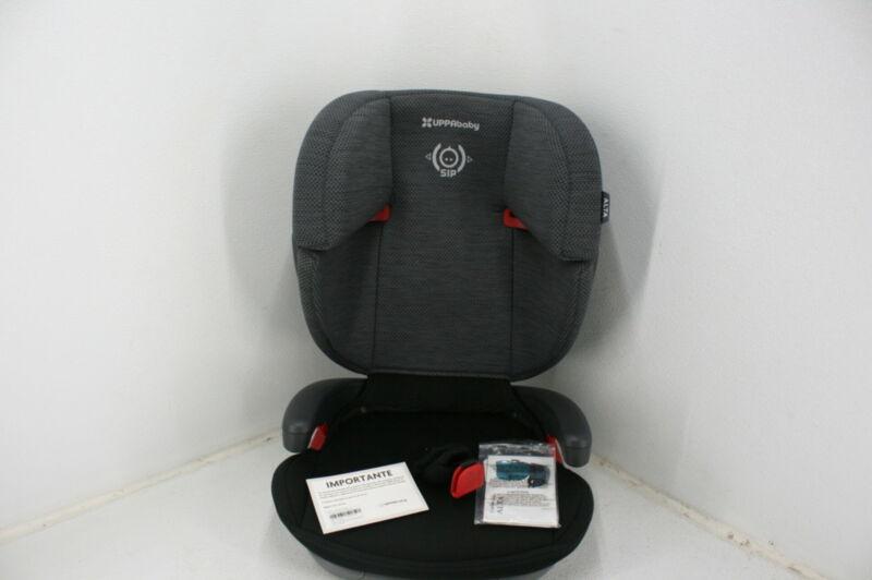 UPPAbaby 1319-ALT-US-JKE Black Melange ALTA Secure Fit Support Booster Seat