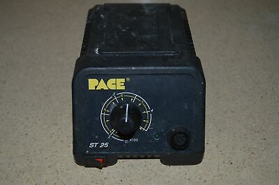 Pace Soldering Station St 25 St25 W2