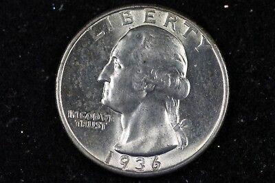 Estate Find 1936 - Washington Quarter!!  #H10116