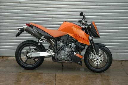 KTM Super Duke, 6 month warranty, pipes, low km, 2 new tryres Lobethal Adelaide Hills Preview