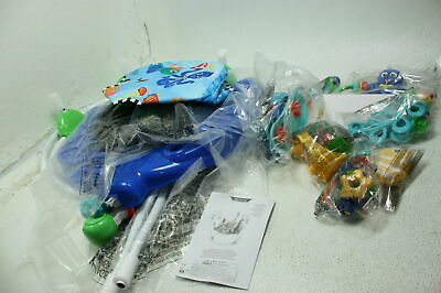 Baby Einstein 10455 Easy Assemble Lightweight Neptunes Ocean Discovery Jumper