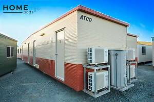 Transportable building 4 bed 4 bath - Atco donga Yatala Gold Coast North Preview