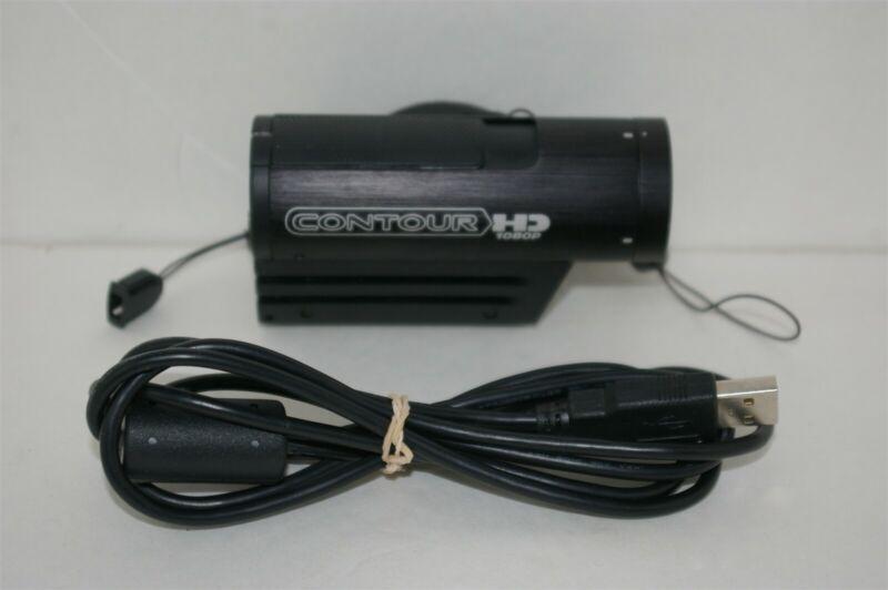 Contour HD 1080P Camcorder Helmet Sport Camera - Black TESTED!