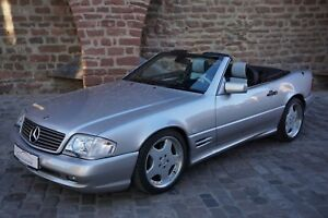 Mercedes-Benz SL 60 AMG Limited 11 / 25 Worldwide Designo