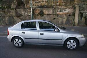 2004 Holden Astra Hatchback Auto Pyrmont Inner Sydney Preview