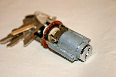 2-pole 5-position Rotary Key Switch W Auxiliary Microswitch 101-245