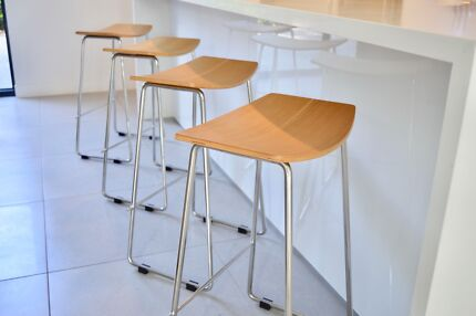 Bar Stools - Set of 4, Yvonne Potter Design