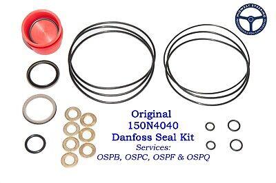 Original Sauer Danfoss Ospb Ospc Ospf Ospq Steering Valve Seal Kit 150n4040