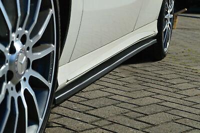 CUP-S Seitenschweller Mercedes A-Klasse W176 mit AMG-Line + A45AMG Carbon Optik