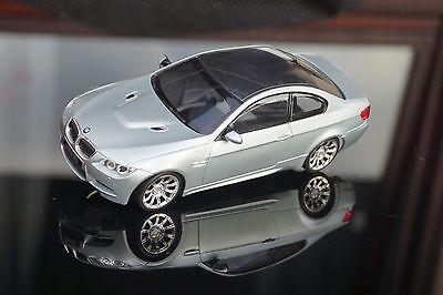 Neue  BMW M3 Karosse mit Chromfelgen in  silber  MR-02 Mini-Z Chassis+rar+selten